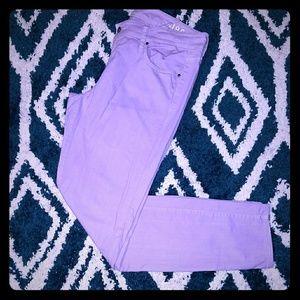 GAP Always Skinny Color Skinny Jeans Sz 31/12Tall